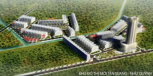 Khu đô thị Tân Quang