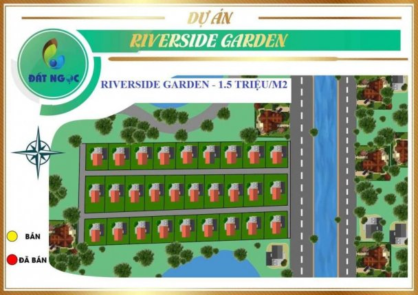 Riverside Garden Long An