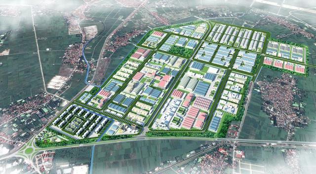 Khu công nghiệp Đồng Văn IV