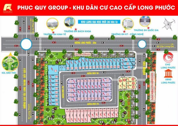 Khu dân cư Long Phước