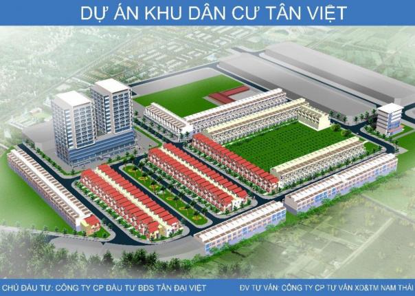 Khu đô thị Tân Việt