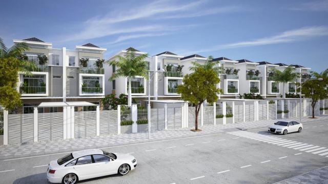 Khu dân cư Phú Hồng Thịnh 8