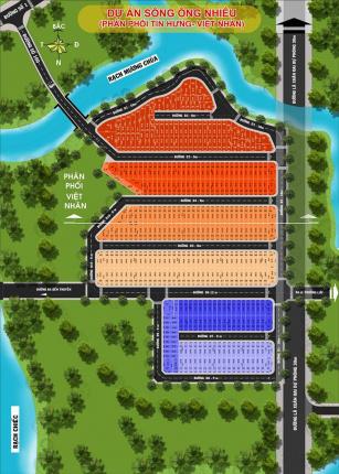 Khu dân cư Việt Nhân - Tín Hưng