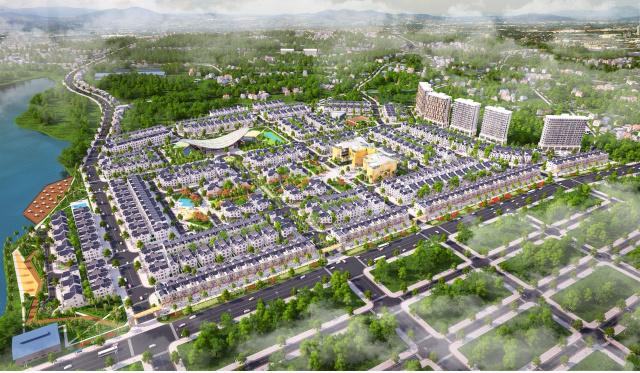 Times Garden Vĩnh Yên | Dự án Khu đô thị mới Times Garden Vĩnh Yên ...