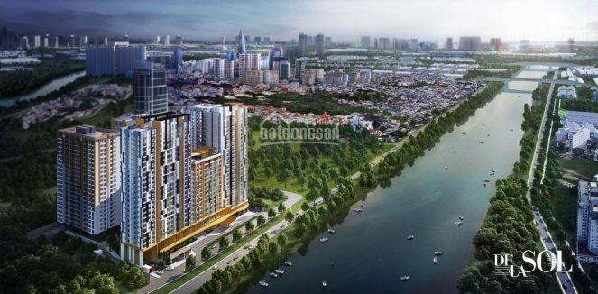 Duo key 2BR for sale in CBD Lite - Dist 4 by CapitaLand - from