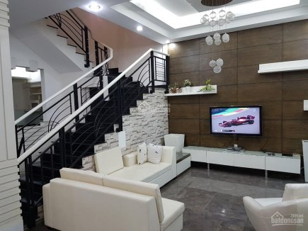 Villa for rent - Negotiable for urgent need (with garden) in My Giang, PMH, D.7.- Fully furnished.