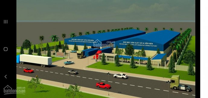 Factory for rent in Binh Phuoc
