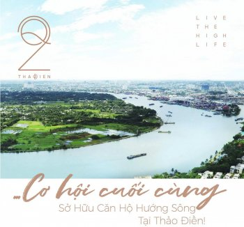 Selling Q2 Thao Dien, spa, 3BR with river view