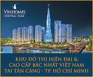 Tư vấn mua căn hộ Vinhomes Central park 1 - 4PN view sông, giá gốc Vingroup, tel: 0935531351 Mr Đức