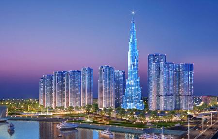 Mở bán The Landmark 81-tòa nhà cao nhất Việt Nam. Cao thứ 10 TG- đặt chỗ chọn những căn đẹp nhất