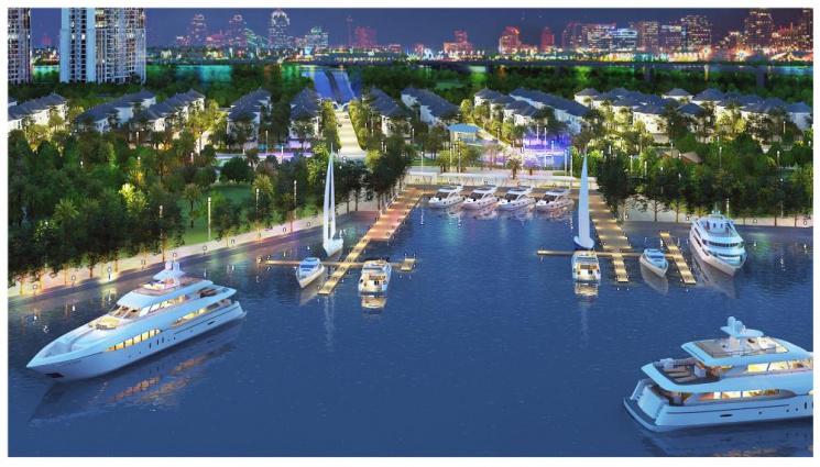Mở bán Landmark 4 và 5 view sông, đẳng cấp hội tụ tại Vinhomes Central Park