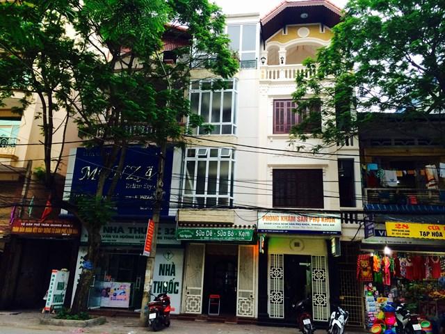 Bán nhà trung tâm thành phố Hải Phòng, mặt đường Trần Quang Khải