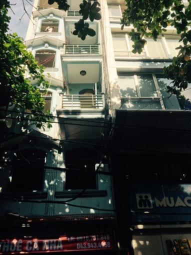 Chính chủ cho thuê nhà mặt phố 6 tầng, có thang máy số 25 Mai Hắc Đế. ...