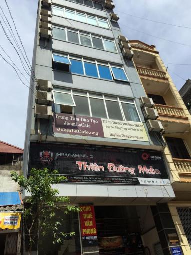 Văn phòng cho thuê tại số 147 phố Mai Dịch, Cầu Giấy