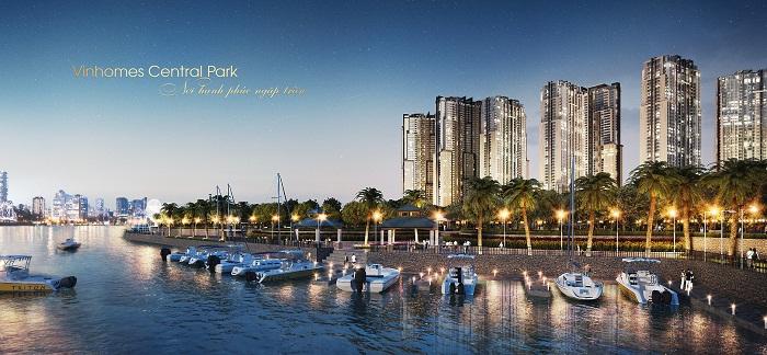 Cần bán căn hộ Officetel Vinhomes Central Park, 50.5 m2, giá 2,250 tỷ. 0903633364