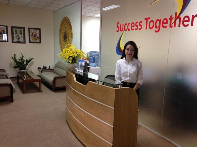 Tòa Ford Thăng Long cho thuê chỗ ngồi làm việc, văn phòng ảo chỉ với giá từ 1 triệu