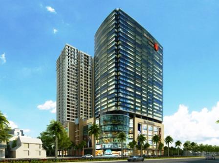 Cho thuê văn phòng hạng A tòa nhà TNR – Vincom Nguyễn Chí Thanh 54A Nguyễn Chí Thanh, Đống Đa
