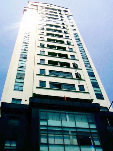 Bán nhà MP Trần Kim Xuyến, DT 92m2-MT 5,5m-5 tầng-sổ đỏ chính chủ-giá 32.5 tỷ có thương lượng