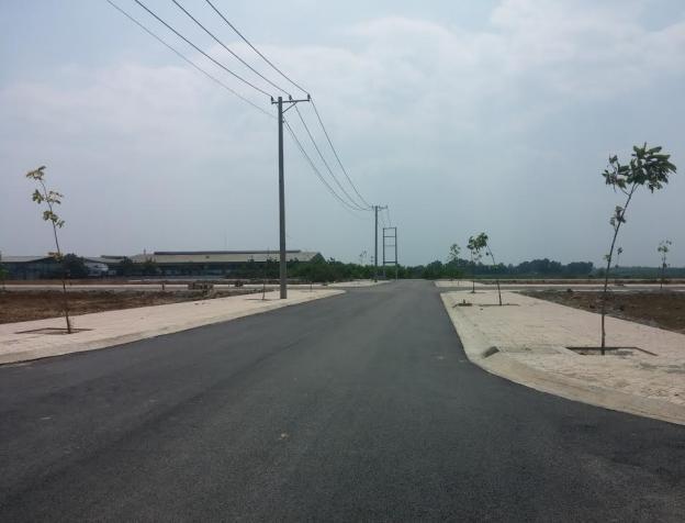 Đất nền sân bay quốc tế Long Thành thổ cư 100%. KDC An Thuận ngay góc ngã 3 Quốc lộ 51 và 25B ảnh 0