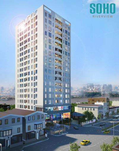 Căn hộ Soho Riverview - Chiếm lĩnh lợi thế nhất vị nhị giá đang thu hút khách. PKD: 090.141.3388