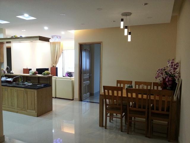 Cho thuê căn hộ Mỹ Đức 2PN, 55m2, nhà có nội thất căn bản, 8tr/th, LH: 0906.910.626 VP Mỹ Đức