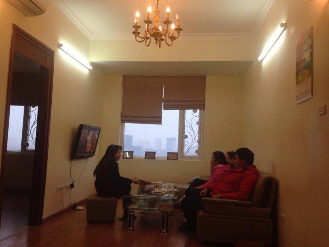 Cho thuê căn hộ chung cư CT2 Cổ Nhuế Nam Cường 0944040099