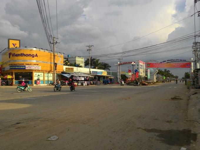 Bán đất đô thị E. City Tân Đức, giáp Bình Chánh, chính chủ 500tr/125m2 ảnh 0