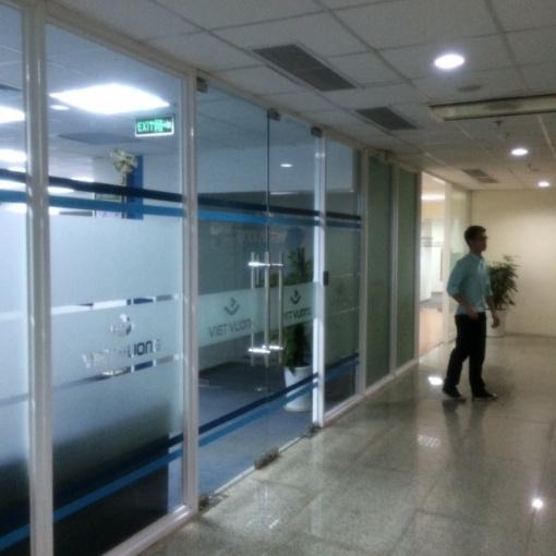 Cho thuê văn phòng khu vực Hàn Thuyên, 70m2, 130m2, 160m2, 700m2, giá 180 nghìn/m2/tháng