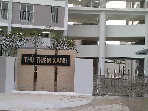 Cho thuê căn hộ chung cư Thủ Thiêm Xanh Nguyễn Duy Trinh, Quận 2, từ 2PN, 3PN, giá 6-9tr/th ảnh 0