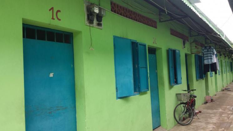 Nhà trọ 25a Đường Số 24, Phường Linh Xuân, Quận Thủ Đức, Thành Phố Hồ Chí Minh