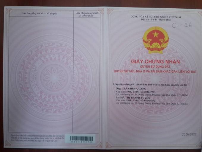 Bán đất sổ đỏ đường Nguyễn Duy Trinh, quận 9, Nam Khang Residence, 0919187159