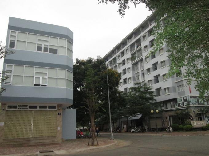 Nhà trọ 4 D7, Phường Thảo Điền, Quận 2, Thành Phố Hồ Chí Minh