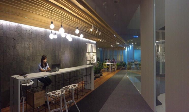 Cho thuê văn phòng trọn gói hạng A tòa Charmvit 117 Trần Duy Hưng. DT từ 11 đến 50m2