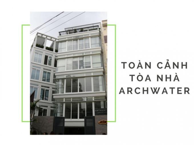 Toàn cảnh tòa nhà ArchWater Văn phòng cho thuê  tòa nhà ArchWater - quận Phú Nhuận