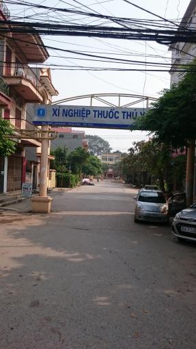 Bán đất thổ cư SĐCC mặt đường QL32, thị trấn Trạm Trôi, Hoài Đức, Hà Nội