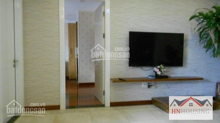 Cho thuê căn hộ chung cư Yên Hòa Sunshine, tầng 16, căn góc 98m2, 2PN, đủ nội thất 14 tr/th