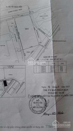 Cần bán lô đất 3400m2 MT đường Thi Sách, gần Thùy Vân Bãi Sau, giá cực rẻ