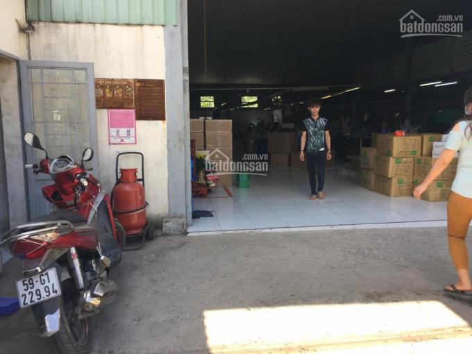 Cho thuê xưởng may 600m2, giá 30 triệu/tháng, Phường An Phú Đông, Quận 12, LH: 0908.561.228 ảnh 0
