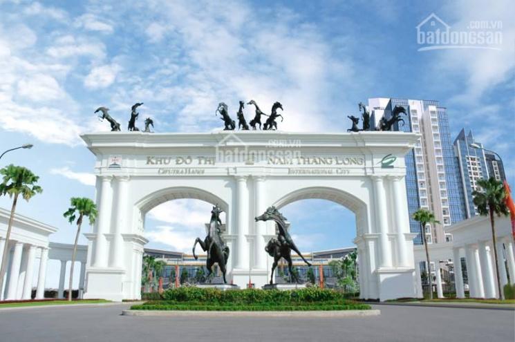 Bán liền kề IA20 Ciputra Nam Thăng Long, DT 120m2, giá 85tr/m2 038.227.6666