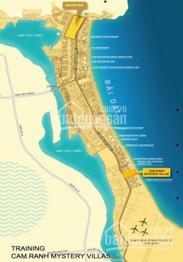 Biệt thự nghỉ dưỡng mặt tiền biển Bãi Dài Cam Ranh, giá 10tỷ/căn (300m2), cam kết thuê 8%, CK: 19% ảnh 0