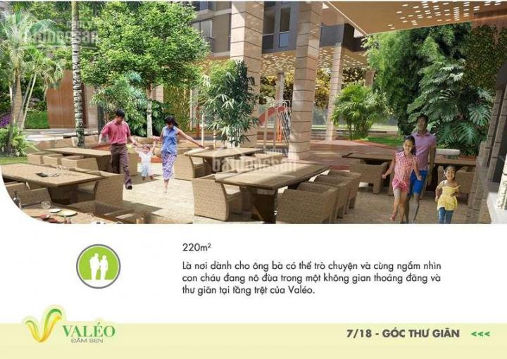 Bán đợt cuối các căn còn lại của Valeo Đầm Sen, ưu đãi lớn, PKD dự án. 0979.374.307 để xem nhà