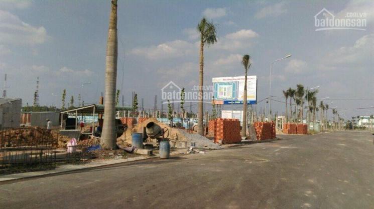 600tr/nền đất ở thổ cư 100% gần bệnh viện đa khoa Mỹ Phước