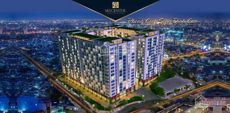 Chính chủ tôi cần tiền, bán gấp căn hộ Sky Center Phổ Quang giáp sân bay TSN. 3PN giá 3,948 tỷ