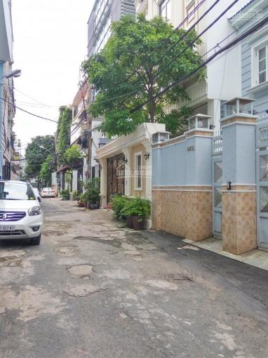 Bán biệt thự 38/6 đại lộ Nguyễn Văn Trỗi, Phú Nhuận. Do KTS Ngô Viết Thụ nổi tiếng thiết kế ảnh 0