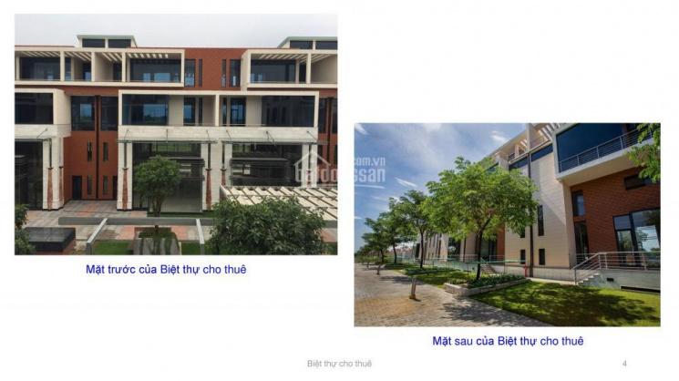 Cho thuê biệt thự nguyên căn Galleria mặt tiền Nguyễn Hữu Thọ, đã hoàn thiện, giá tốt nhất khu nam