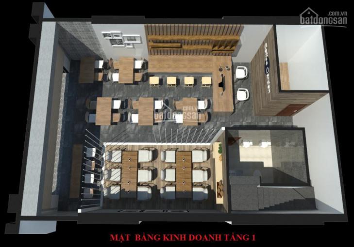 Bán căn kinh doanh, thương mại từ tầng 1 đến tầng 4 chung cư xã hội P. H Nha Trang