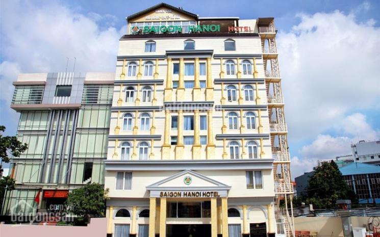 Bán khách sạn thu nhập 700 triệu/tháng ngay Nam Kỳ Khởi Nghĩa, Q3, DT: 23 x 25m, giá: 125 tỷ ảnh 0