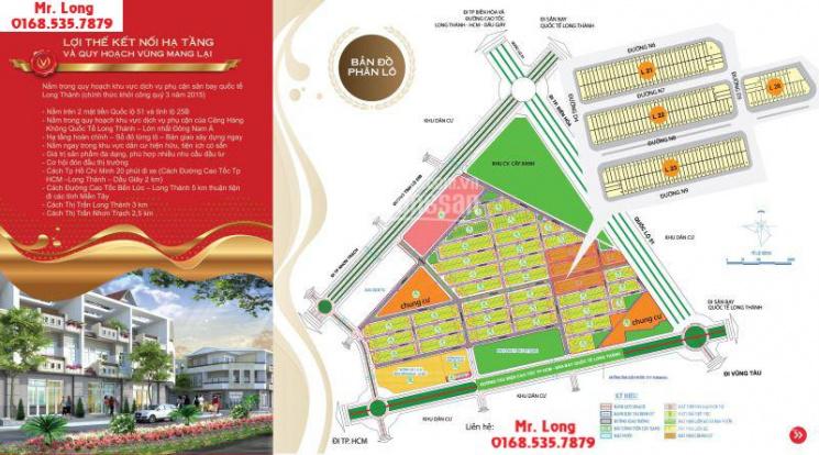 KDC An Thuận bán nhanh lô góc cực đẹp ngay trường cấp 1,2,3  - Gần trung tâm sân bay Quốc tế LT ảnh 0