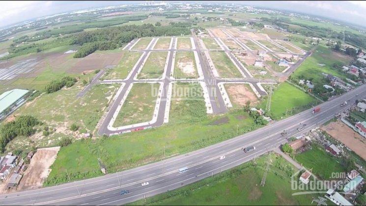 Đất nền dự án An Thuận - Victoria City vị trí đắc địa, hot nhất 2021 chính chủ đầu tư KDC An Thuận ảnh 0