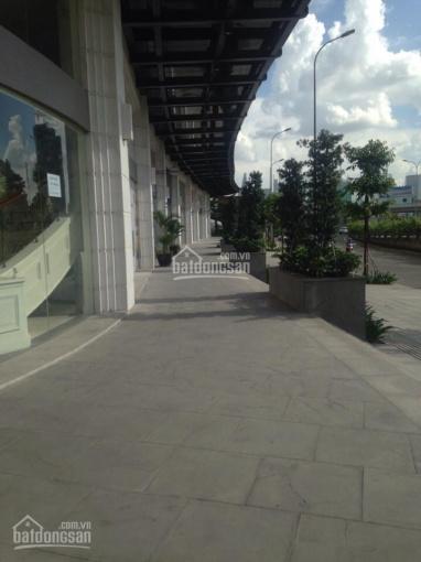 Văn phòng cho thuê tại shophouse Sài Gòn Pearl, Nguyễn Hữu Cảnh, DT: 207m2, LH 0932129006